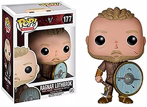 POP Games Pop Pop Pop Vikingo # 177 muñecas de vinilo regalos para niños