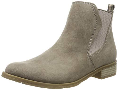 MARCO TOZZI Damen 2-2-25321-33 Chelsea Boots, Beige (Taupe Comb 344), 40 EU