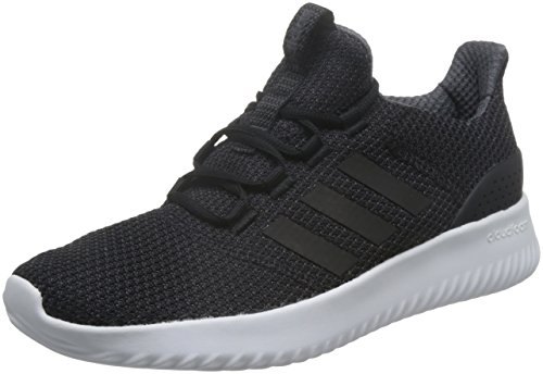 adidas Cloudfoam Ultimate, Men's Sneakers, Black (Negbas / Negbas / Neguti), 9.5 UK
