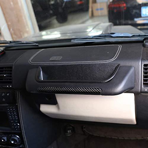 CHEYA ABS Copilot Grip Storage Box for Mercedes Benz G Class AMG Wagon Cross Country SUV W463 G350 G400 G500 G500 G55 G63 G65 G800 2004-2018 Car Accessories