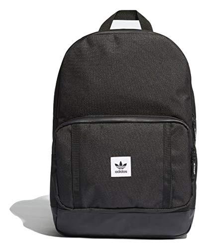 adidas Classic, Mochila Unisex Adulto, Negro (Black), 17x30x44 centimeters (W x H x L)