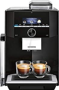 Siemens EQ.9 s300 TI923309RW Bean to Cup Automatic Coffee Machine - High Shine Black