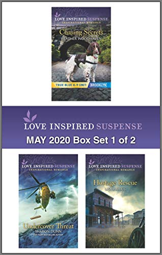 Harlequin Love Inspired Suspense May 2020 - Box Set 1 of 2