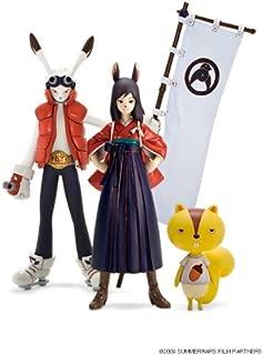 Summer Wars King Kazuma & Kari Kenji & Natsuki Moekore Plus Buddy No.1 by Volks