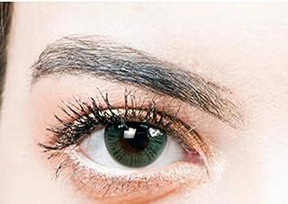 vision color cosmatic lenses ( Diamond Green )