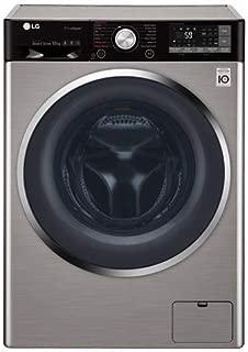 LG F4J9JH2T lavadora Carga frontal Independiente Cromo A ...