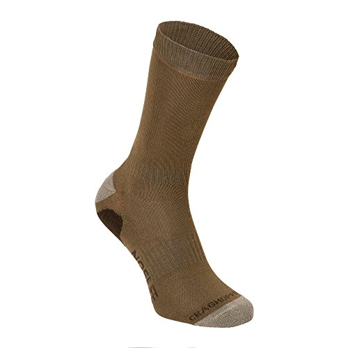 Craghoppers Herren Nlife Advent Socken, Känguru, 6-8