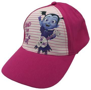 Disney Gorra de béisbol, Gorra Infantil Verano para niñas con Cierre mágico Ajustable