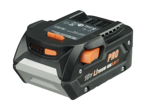 A.E.G. Power Tools L1830RP - Batteria professionale agli ioni di litio da 18 V, 3,0 Ah