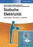 Statische Elektrizität: Durchschauen - Überwachen - Anwenden - Günter Lüttgens