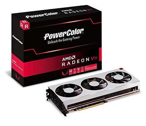 PowerColor AMD Radeon VII 搭載 グラッフィックボード 16GB AXVII 16GBHBM2-3DH