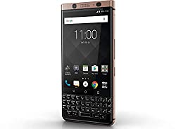 BlackBerry Keyone Bronze Edition Dual SIM - 64GB, 4GB RAM, 4G LTE, Bronze
