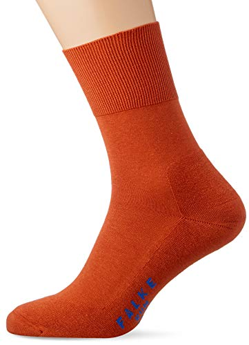 FALKE Unisex Socken, Run U SO-16605, Orange (Coppercoin 8937), 42-43