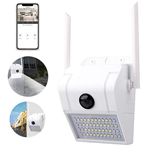 DFSSD Baby Monitor, WiFi caméra sans Fil Accueil caméra de sécurité 2-Way Audio Vision Nocturne Détection de Mouvement Pet Moniteur Caméra pour bébé/Animal/Nanny Moniteur