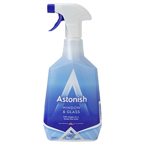 Astonish Finestra & Detergente per Vetro 750ml x 3