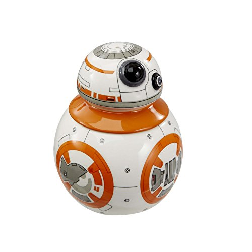 Funko SW01112 Star wars SW01112 Salt and Pepper Shakers: Bb-