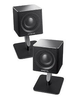 Creative 51MF0430AA002 T4W 2.1 Wireless Bluetooth Speaker System للبيع