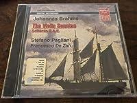 The Violin Sonatas Scherzo F.A.E.