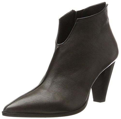 Oxitaly Damen Sandy 321 Chelsea Boots, Grau (Grey), 40 EU