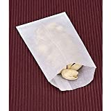 1st Choice 2 3/4in. x 4 1/4in. Glassine Waxed Paper Bags - 100/pack