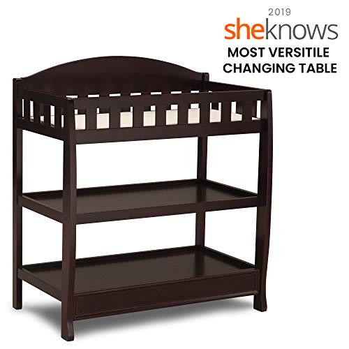 Delta Children; Infant Changing and pad table