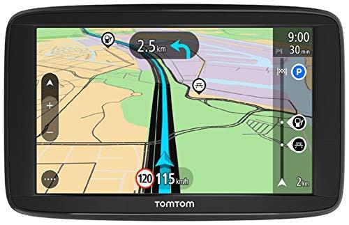TomTom Navigationsgerät Start 62 (6 Zoll, Karten-Updates Europa, Fahrspurassistent, TMC, umkehrbare Halterung)