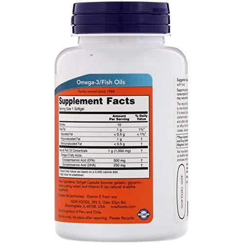 『Now Foods, ウルトラオメガ3、500 EPA/250 DHA、ソフトジェル90粒 [並行輸入品]』の1枚目の画像