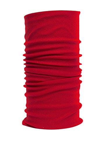 Nexi Multifunktions Tuch Schlauchtuch - universell einsetzbar als Schal, Kopftuch, Kälteschutz - Unicolour U08
