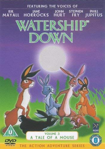 Watership Down: Volume 3 - A Tale Of A Mouse [DVD]