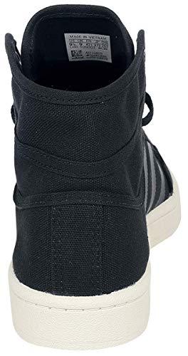 Adidas Americana Decon Hombre Deportivas Altas Negro EU44, Textil,