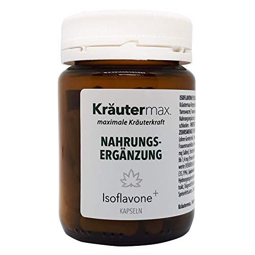 Isoflavone plus Kapseln 1 x 60 Stück Hochdosiert mit Yamswurzel und Frauenmantel-Kraut