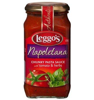 Leggos Pasta Sauce Napoletana 575g