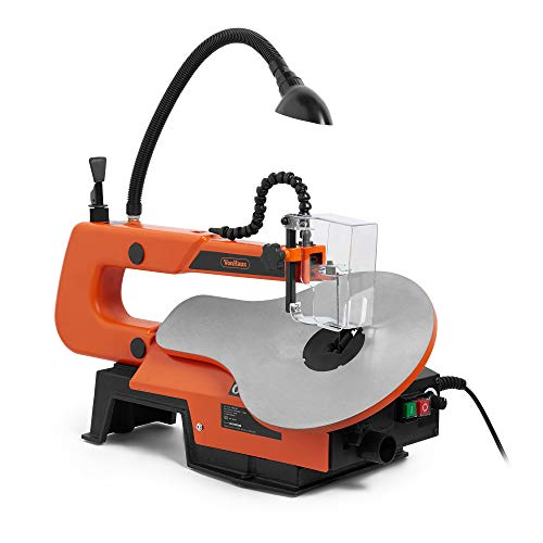 VonHaus Scroll Saw 405mm with Variable Speed and LED Light