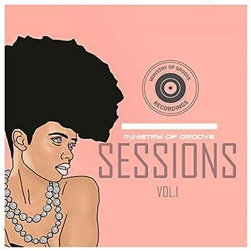 MOG Sessions Compilation, Vol. 1