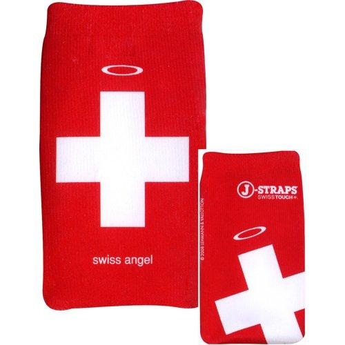 Swiss Touch–Teléfono Móvil Calcetines Swiss Angel (en 16,5cm x 6,5cm x 0,5cm)