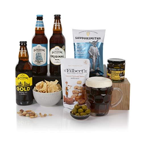 Real Ale Hamper - Beer Hampers - Beer Hampers and Gift Baskets For Men