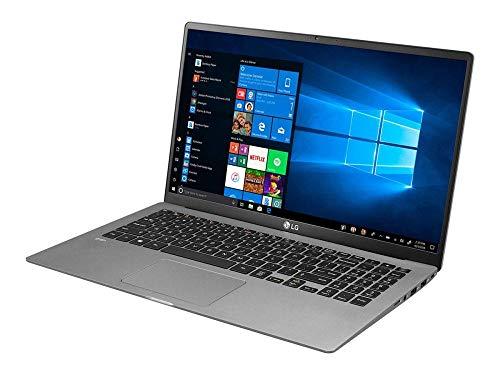 LG Gram 15Z90N Notebook Intel i5-1035G7 38,1cm 15Zoll FHD IPS-LCD 512GB SSD 8GB DDR4 TPM W10P Dark Silver