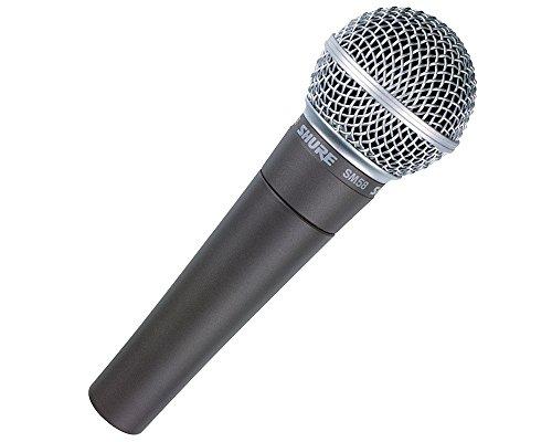 Gesangs-Mikrofon Shure SM-58 SE Bundle inkl. Kabel