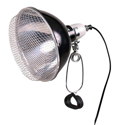 Trixie 76071 Reflektor-Klemmleuchte, ø 21 × 19 cm