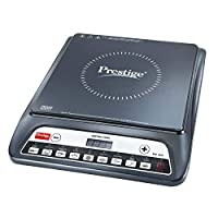 Content: Prestige Induction Cooktop-Pic 20.0 Net Quantity: 1 Unit Voltage: 230V; Wattage: 1200W; Antimagnetic Walls Note: Kindly refer to 6th and 7th Image for error codes and their respective solutions Troubleshooting guidelines: Works only with Ind...
