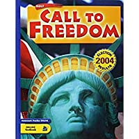 Holt Call to Freedom: Student Edition 2005【洋書】 [並行輸入品]