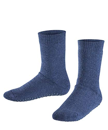 FALKE Catspads Kinder Stoppersocken dark blue (6680) 31-34 mit Anti-Rutsch-Sohle