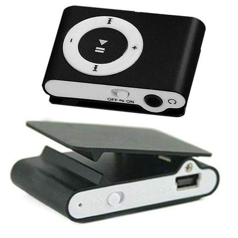 Vizykart Digital Mp3 Music Player + Earphone + No Display + USB Cable + Audio Song Player