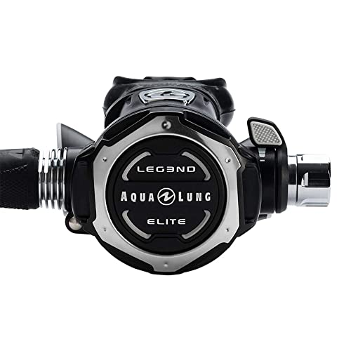 Aqua Lung Leg3nd Elite Regulator - Yoke