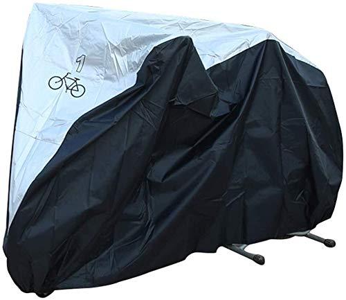 Fundas para Bicicleta Cubierta de almacenamiento de bicicletas con cierre de cremallera...