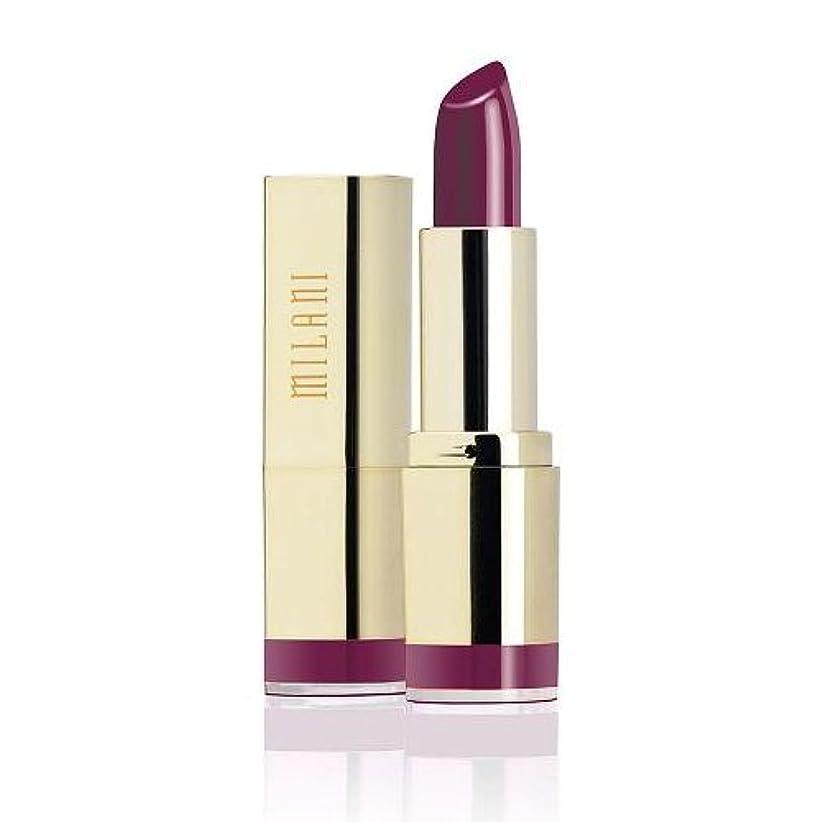 勃起無効にする離婚(6 Pack) MILANI Color Statement Lipstick - Black Cherry (並行輸入品)
