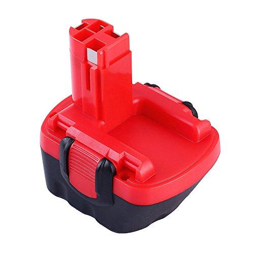 GatoPower BAT043 De Reemplazo para Bosch 12V 3,0Ah Ni-MH Batería BAT045 BAT120 BAT139 2607335542 2607335526 2607335274 2607335709