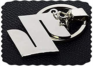 ميدالية مفاتيح سيارة سوزوكى من الفولاذ المقاوم للصدأ