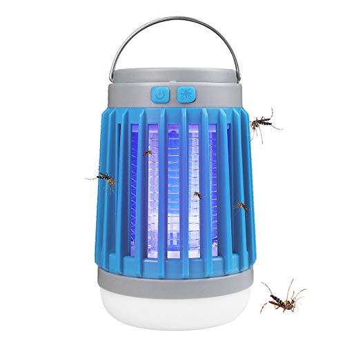 AICase Lampe Solaire LED 10W LED, Anti-moustiques...