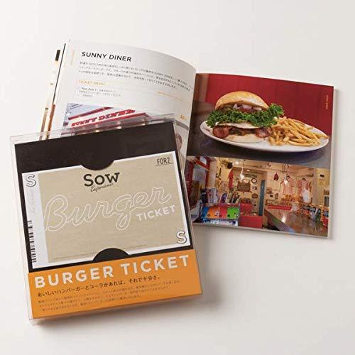 東京と関西エリアにあるグルメバーガーを食べられるギフトチケットです。チケット1枚で2名分なので、家族や友人、カップルなどで美味しいグルメ体験が楽しめます。  AS CLASSICS、MUNCH'S BURGER、BURGER MANIAなど、グルメバーガーの名店揃い!予約も不要なので、気が向いたときにふらりと訪れても◎。チケットを持って、来店するだけなので、贈られた相手も気軽に行動を起こせますよね。